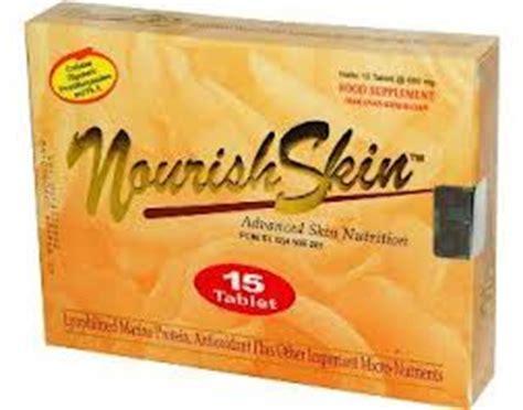 Vitamin Kulit Nourish Skin kandungan dan manfaat nourishskin untuk kulit dan rambut