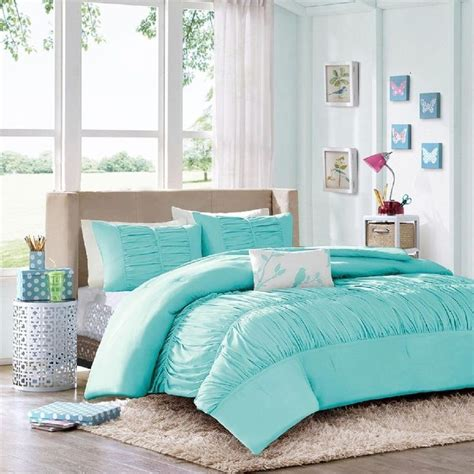blue girl comforters 25 best tiffany blue bedding ideas on pinterest blue