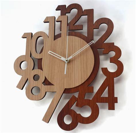 cara desain background jam dinding 13 desain cara membuat jam dingding kayu unik rumah impian