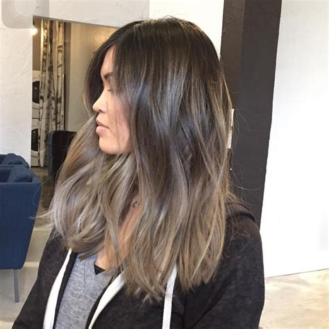 balayage light brown hair pinterest yarenak67 pinteres