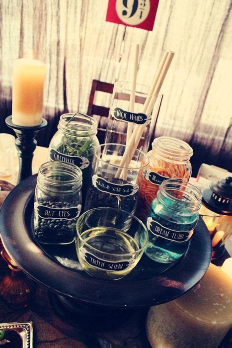 Photos Of Harry Potter Themed Harry Potter Theme We Gonna Like It S Your