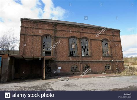 buying a grade 2 listed house derelict engine house a grade ii listed building at the former stock photo royalty