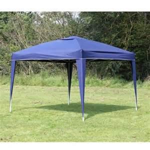 Pop Up Canopy Walmart by 10 X 10 Palm Springs Ez Pop Up Blue Canopy Gazebo Party
