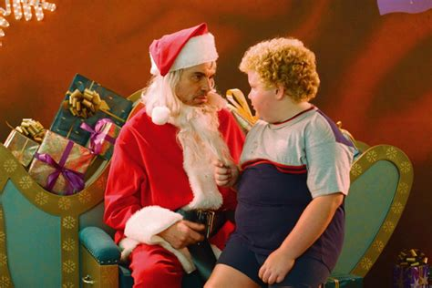 bad santa 2003 top 10 home alone trading places the