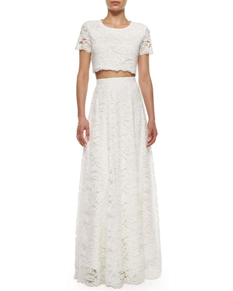 high waisted white maxi skirt redskirtz