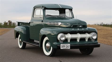 1952 Ford Truck by Ford 1952 Truck Autos Post