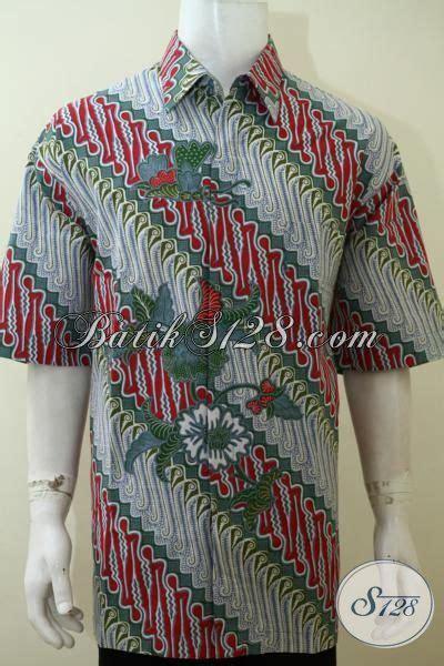 Mukena Parang Batik Jumbo Rempel hem batik jumbo motif parang desain modern baju batik
