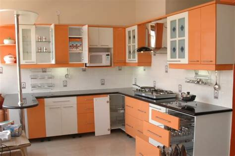 latest kitchen furniture modular kitchen decoration