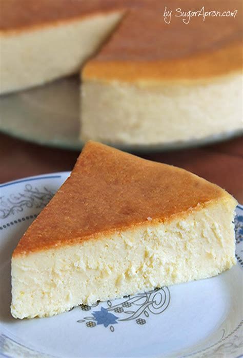 new york style cheesecake recipe dishmaps