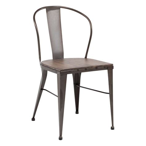 Chaise Style Industrielle by Chaise Industrielle Chaise M Tal Style Industriel 11