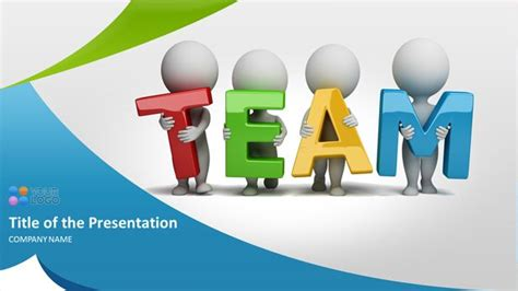 team powerpoint templates free free teamwork presentation free powerpoint