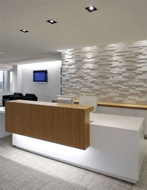 reception desk modern office best 25 reception desks ideas on office