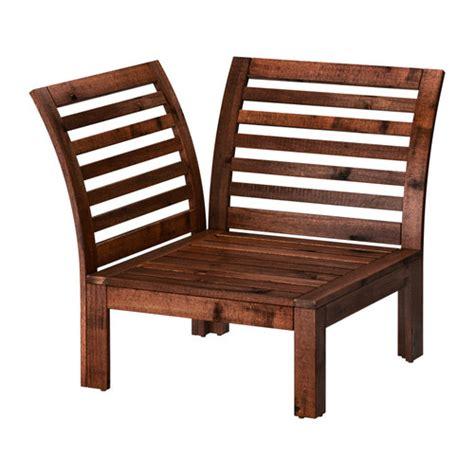 Ikea Applaro Chair 楽天市場 Ikea イケア 通販 Applaro コーナーセクション ブラウン 30205180 テラス