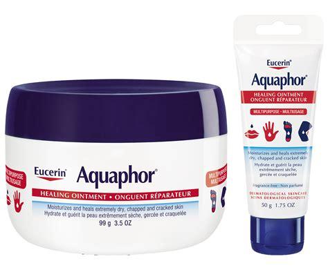 tattoo healing petroleum jelly eucerin aquaphor skin protectant ointment damaged skin