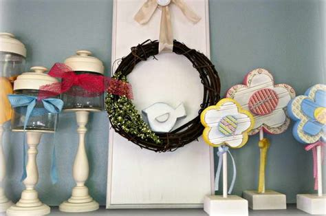Home Decor Crafts by Bloombety Craft Ideas For Home D 233 Cor With Ribbon