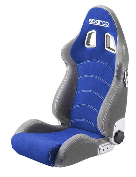 sparco r505 torino reclining sport seat gsm sport seats