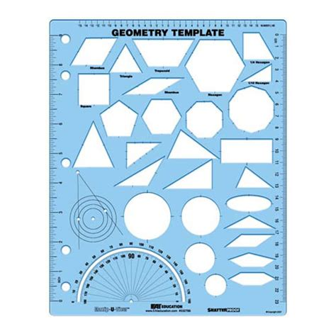 Geometry Template by Geometry Template Manip U View Common State