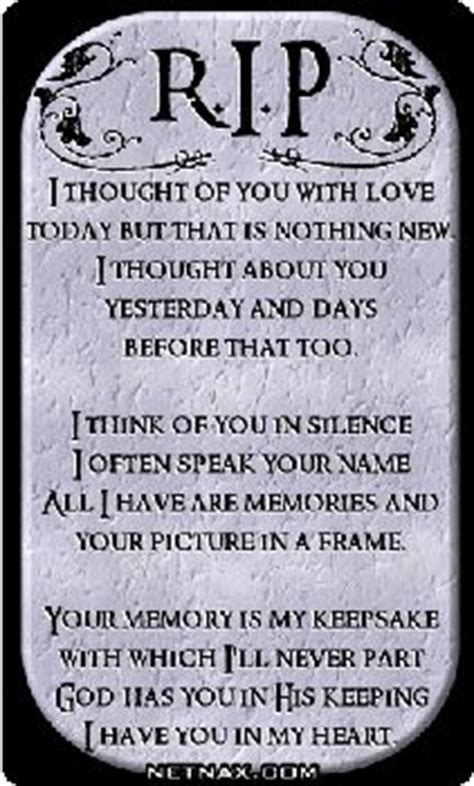 Birthday Quotes For Loved Ones Who Away 1000 Images About Memorial Poems On Pinterest Memorial