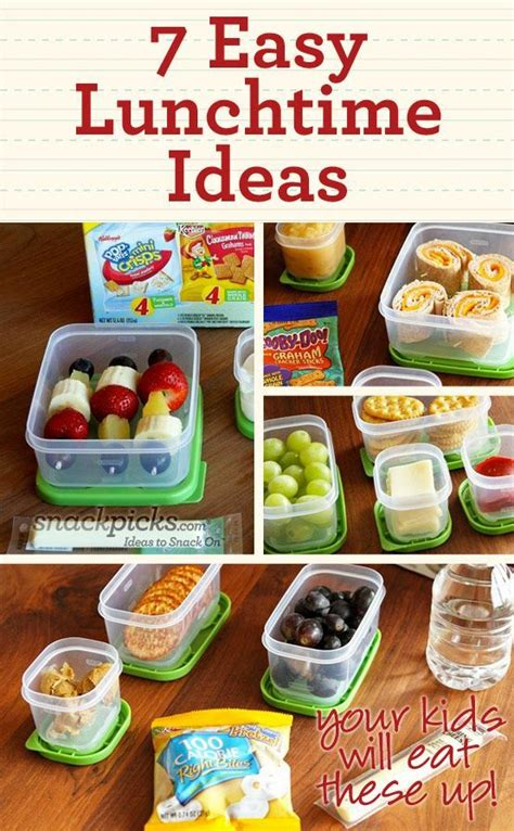 Detox Snack Ideas Fgor School by 372 Best Images About Lunch Box Ideas For On