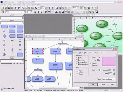 uml program uml diagram software create sequence diagrams use