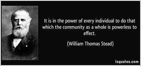 A Which William Stead Quotes Quotesgram