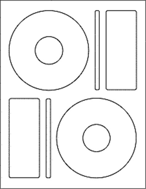 memorex cd label template memorex expressit labels