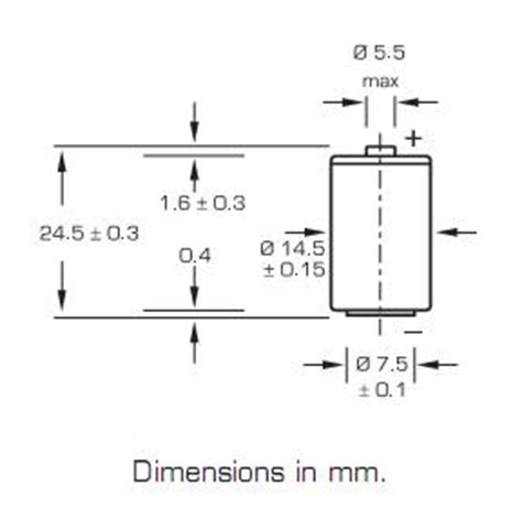 Saft Lithium Ls14250 36v Plc Battery ls14250 lithium pile saft 3 6v 1 2aa ls14250