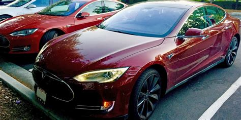 Where Is The Tesla Electric Car Made Ninth Tesla Model S Built To Be Auctioned