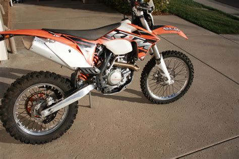 Ktm 500 Exc Dual Sport 2013 Ktm 500 Exc Dual Sport