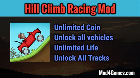 download game hill climb racing mod bus hill climb racing mod unlimited coin unlock all
