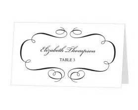 free placecard template printable place card template instant by