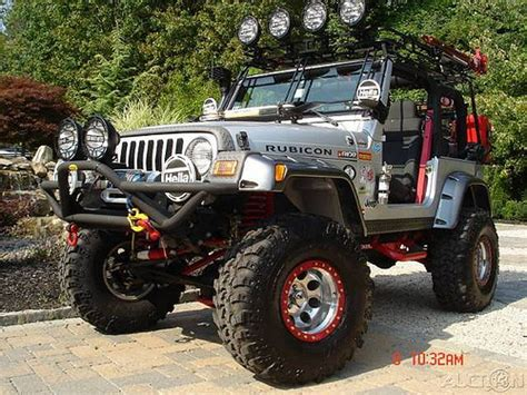 Up Armored Jeep Wrangler Jeep Wrangler Rubicon Lifted Jeep Wrangler Rubicon With