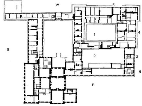 royal palace floor plans royal palaces in london except buckingham palace floor