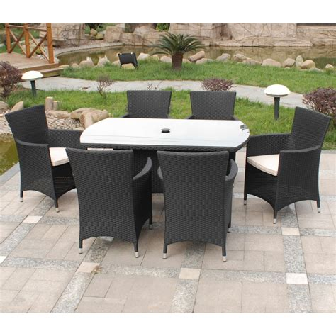 Garden Dining Table And Chairs 20 Ideas About Garden Table And Chairs Mybktouch