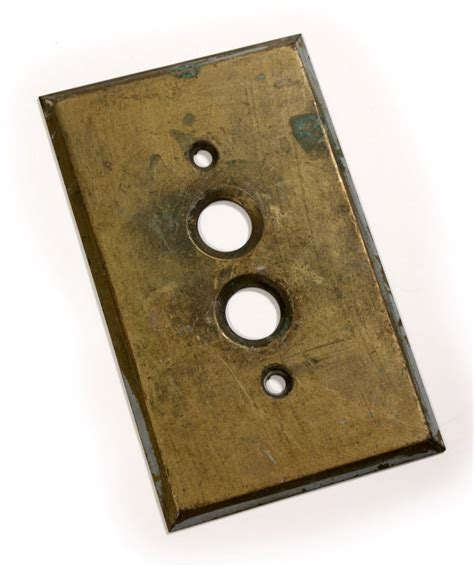 brass light switch covers antique brass push button light switch plate covers six