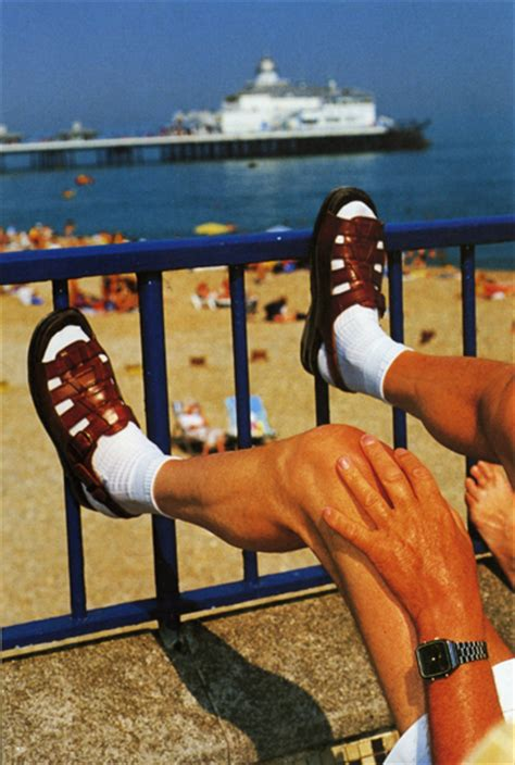 martin parr think of scotland books he does like to be beside the seaside photography