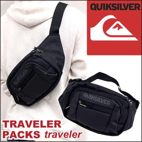 Tas Waist Bag Quiksilver socalworks rakuten global market quicksilver quiksilver travel waist pack hip bag waist pouch