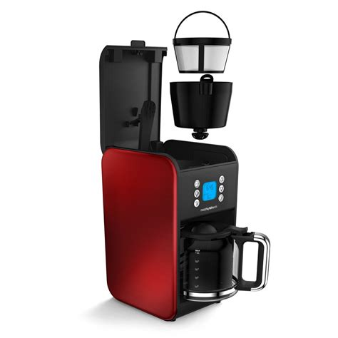 Filter Coffee Maker morphy richards 162009 accents pour filter coffee