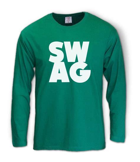 Longline Swag T Shirt Swag T Shirt Younglex 1 swag sleeve t shirt yolo hip hop rap money most
