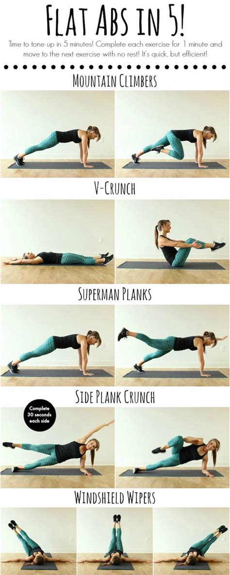 Top 8 Abs Exercises by 31 Best Exercises For Abs The Goddess