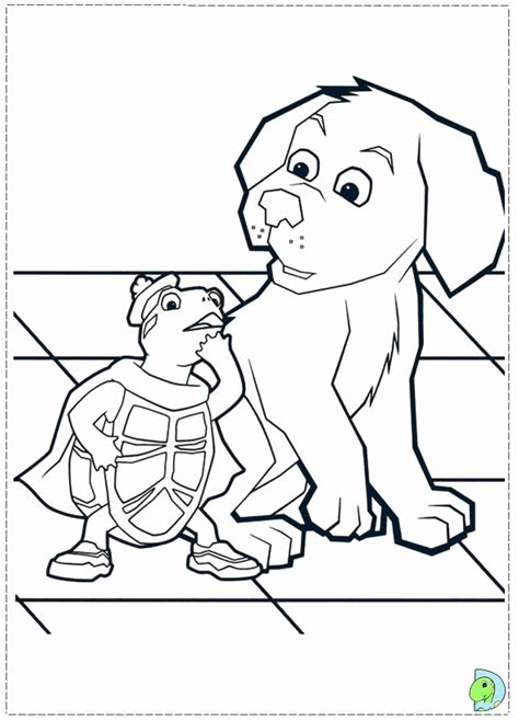 coloring pages wonder pets wonder pets coloring pages printable coloring home