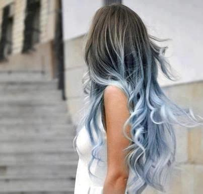periwinkle hair highlights interesting to see how periwinkle would work with my brown