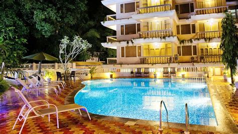 Modern Dining Room Set Ocean Palms Goa Resort Calangute Resort Candolim Resorts