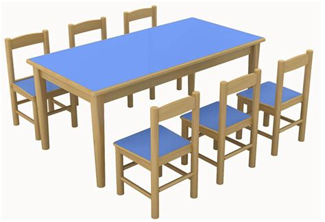 Wooden Kindergarten Table.Kids Table , Children Table   Foshan Sanshui Zhituo Education