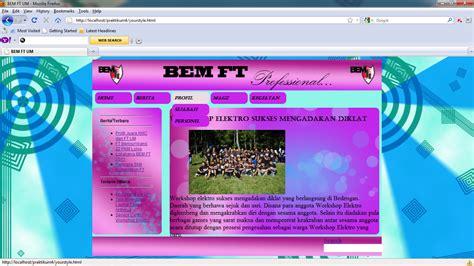 sulkani s blog contoh membuat web dengan css contoh html untuk membuat web contoh o
