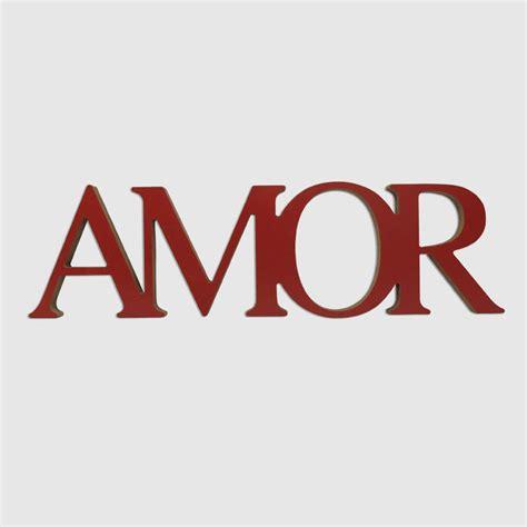 imagenes palabra love palabra amor horizontal madera ampromm