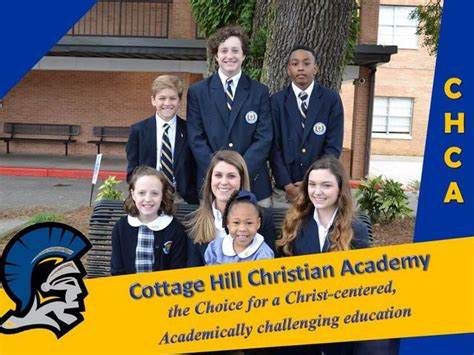 Cottage Hill Christian Academy Spotlight Why Choose Chca Cottage Hill Christian Academy