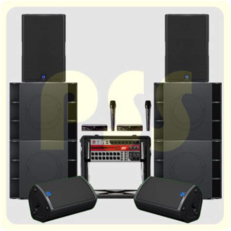 Paket Sound System Outdoor Dan Indoor 15 Inch Aktif Original paket sound system outdoor 13 000 watt paket sound system profesional indonesia