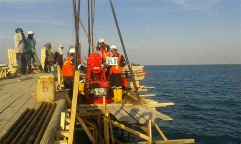 Alat Georadar Bor Geoteknik Pt Bumi Indonesia Jasa Layanan