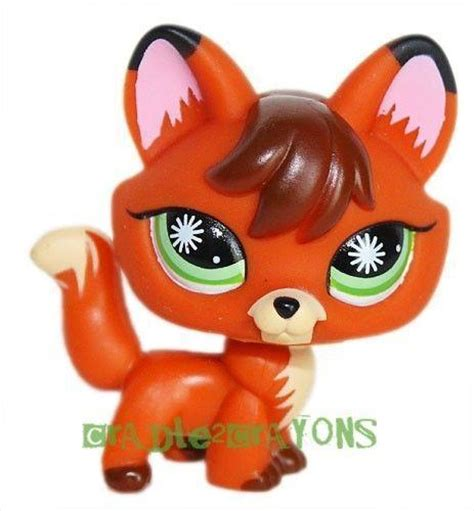 lps ebay dogs littlest pet shop fox ebay